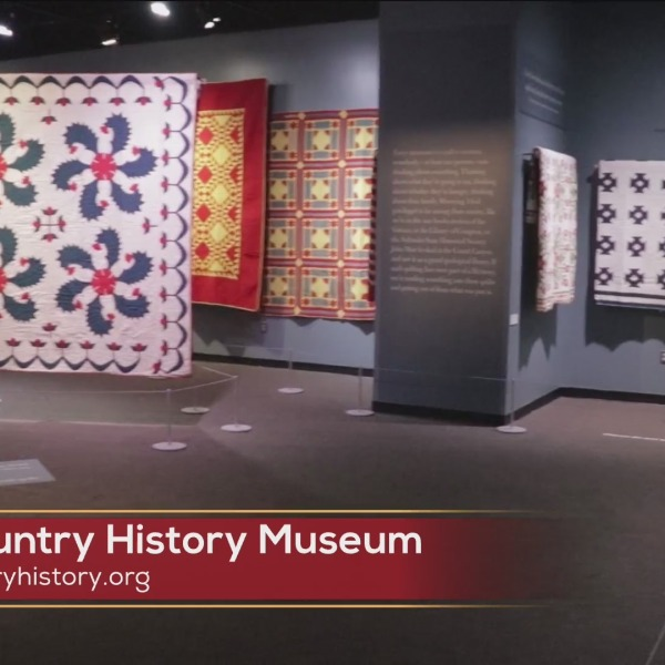 Ken Burns quilt exhibit makes its only Southeastern stop at Greenville's Upcountry History Museum