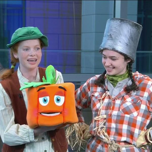 South Carolina Children's Theatre Present: Spookley The Square Pumpkin: The Musical