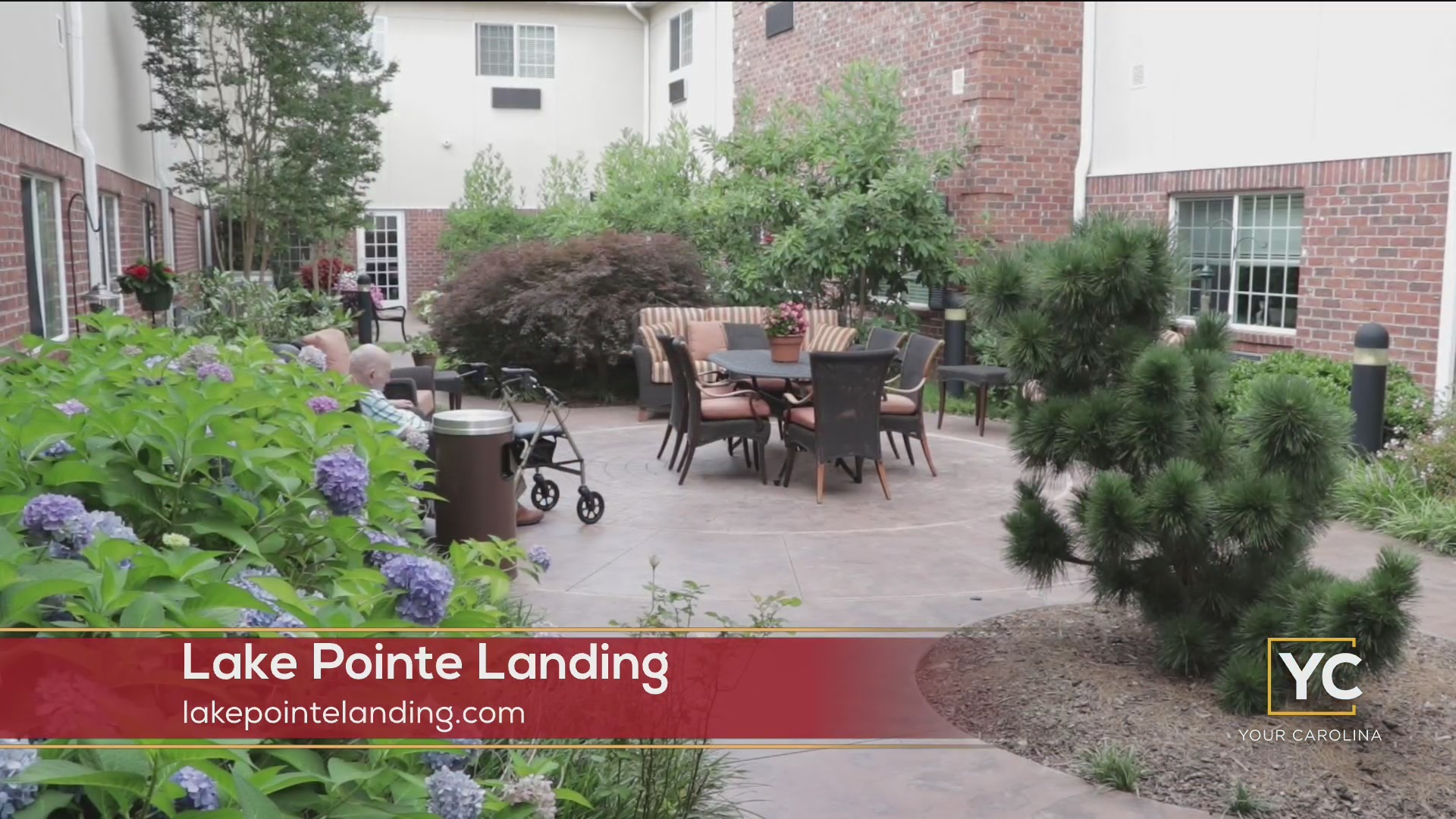 Live the Life You Choose at Lake Pointe Landing
