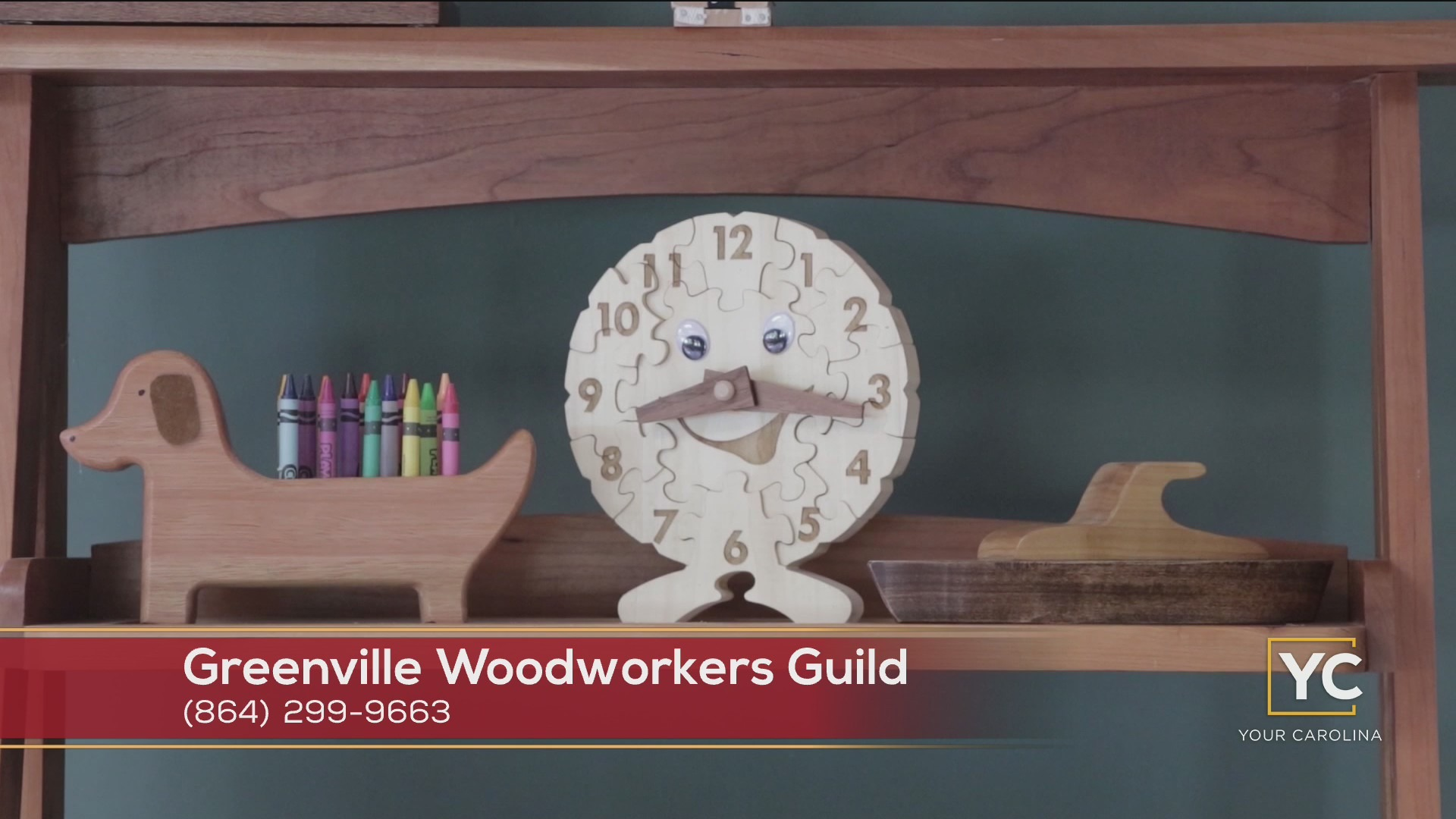Greenville Woodworkers Guild celebrates 40 years of toy making and more
