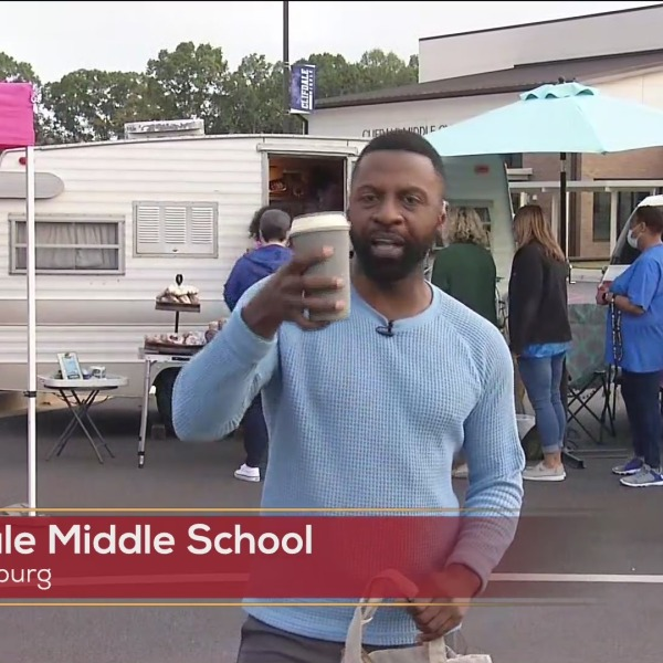 The YC Coffee Crew- powered by T-Mobile is Live at Clifdale Middle School