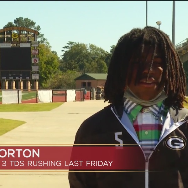 High School Stand-Outs: Ve Morton, RB, Greenwood